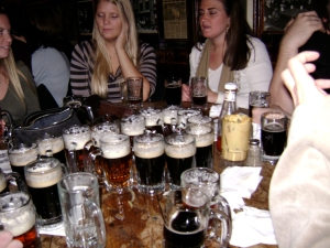 Inside McSorleys
